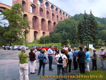 Greiz Stadtrundfahrt Stadtführung Kutsche Bus Reisebus Reiseveranstalter Reisegruppe Göltzschtalbrücke