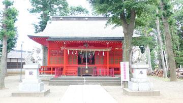 小野神社(東京都府中市)