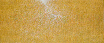 Le Testament(遺言)・  油彩画 215×470cm