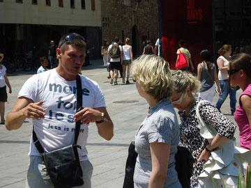 """Пешеходная экскурсия по историческому центру Барселоны. """"Барселона-Экскурс"""""""