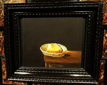 Сальвадор Дали - козринка с хлебом