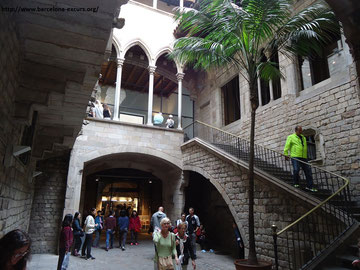 Лучшие музеи Барселоны. Музей Пикассо