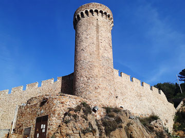 Рыцарские замки в Каталонии