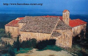 Монастырь Санта-Сесилия