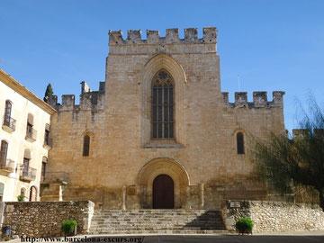 Цистерцианские монастыри: Сантес Креус