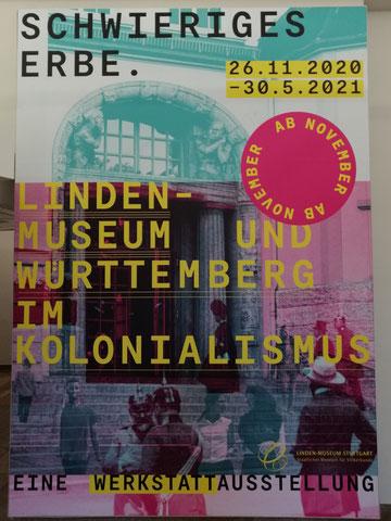 Plakat der Ausstellung. Bild: Bernd-Stefan Grewe.