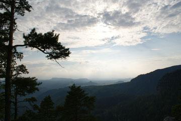 Aufgenommen in der Sächsischen Schweiz
