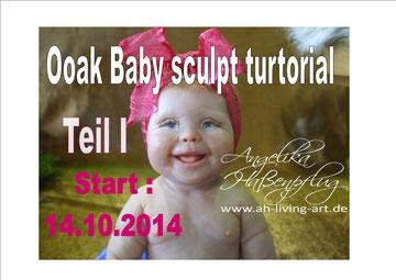 tutorial ooak baby angelika Hassenpflug