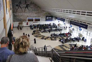 Flughafen Johannesburg