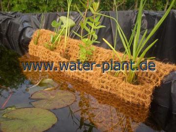 Pflanztasche mit 6 Pflanzfächern