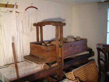 Wäscherolle aus dem 19.Jh.