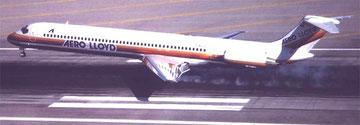 MD-83/Courtesy: Aero Lloyd
