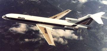 Alitalia Boeing 727-200Adv./Courtesy: Boeing