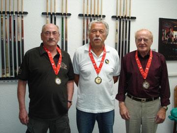 Hansruedi Vogt / Kurt Bader / Sergio Vecellio