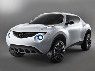Concept Nissan Qazana 2009