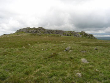 Carningli Camp, Mynydd Carningli.