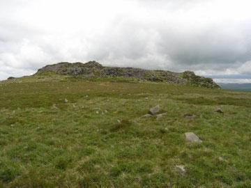 Carningli Camp, Mynydd Carningli.