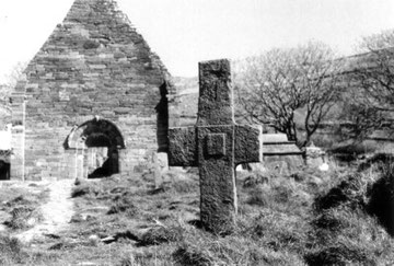 Kilmalkedar Church & Stone Cross