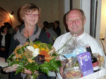 Feier von Andrea und Bert