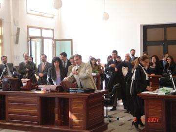 Cerimonia di giuramento avvocati