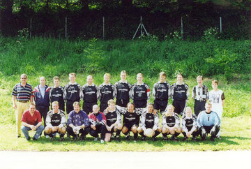 1. Mannschaft 1998 / 99