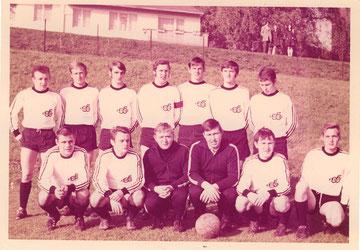 1. Mannschaft 1969 / 1970