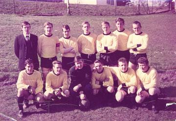 1. Mannschaft 1969/70
