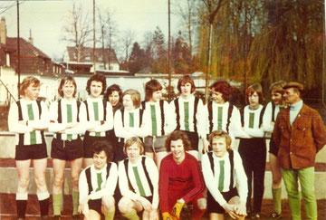 B-Jugend 1974 / 1975