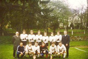 1. Mannschaft Meister 1971