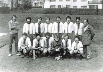 2. Mannschaft 1980