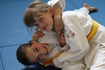 Judo von 6 bis 12 Jahren