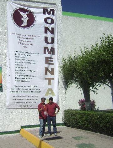 Lupita y Agustin