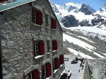 Tschierva Hütte