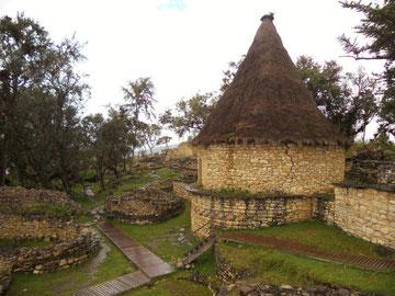 Chachapoya Archäologie Kelten