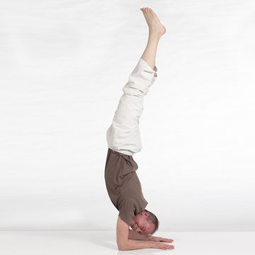 Yoga macht Spaß
