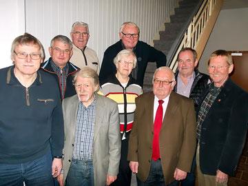 Der Vorstand 2016