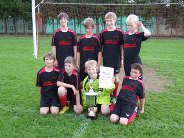 Turniersieger E1 SV Rednitzhembach