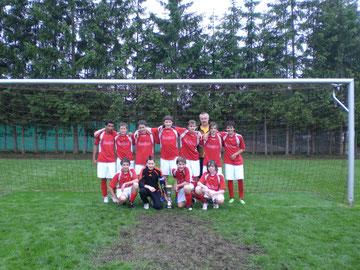 Turniersieger C Jugend JFG Rangau