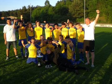 Turniersieger D1   SV 1873 Nbg Süd