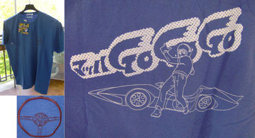 Supercar Go Go Go Mach 5 maglietta