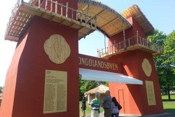 Kongolandsbyen-Recherche für die FR