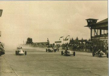 Hein Lindermann, Formel 3, Hockenheimring