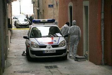 Scène de crime : Une image que l'on a trop vue en Corse