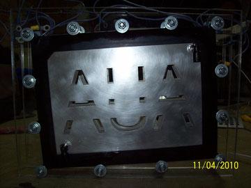 Hidrogenerador AUA de Multiple configuracion Modelo Laura.