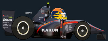 Karun Chandhok by Muneta & Cerracín