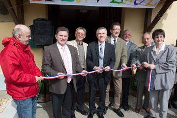 Inauguration Saint Paul après travaux de rénovation