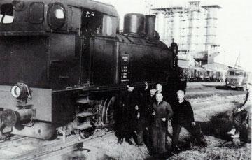 Kerkerbachbahn, Lok 17, Unfall, Steeden, Entgleisung