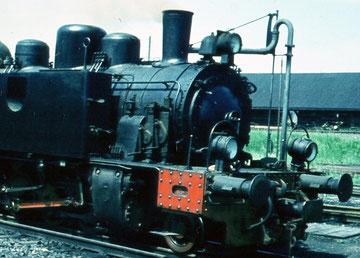 Kerkerbachbahn, Lok 16, Unfall,Kerkerbach, Schwerlastwinden, Entgleisung