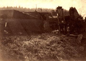 Lok 4 im Anschluss Dykehoff u. Neumann