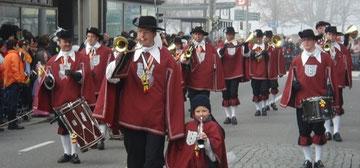 Fanfarenzug Bregenz
